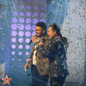 Amirhossein Eftekhari & Hamed Nikpay – Stage Winner Song